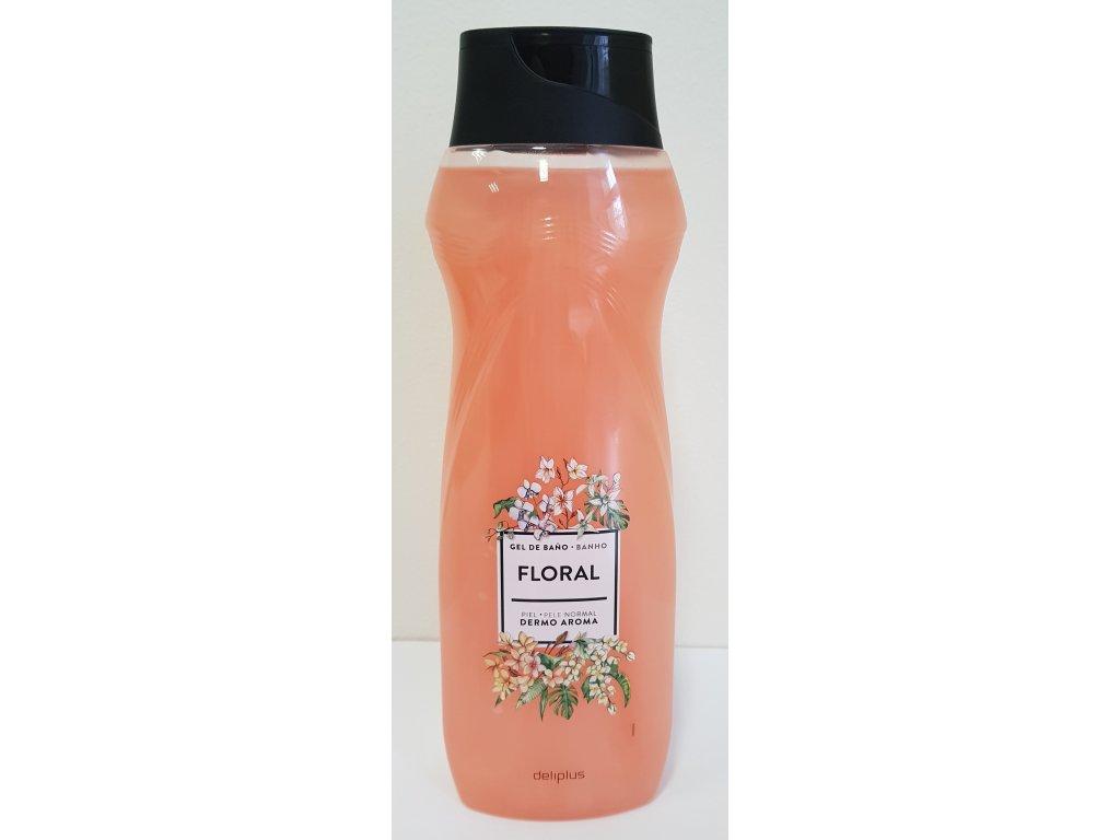 Sprchový gel květy