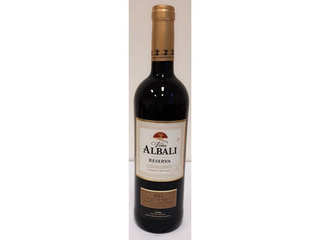 Albali reserva 2014