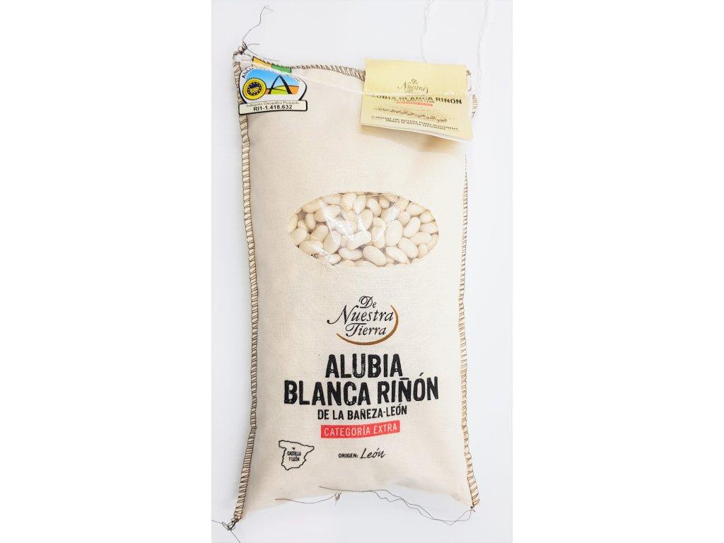 Fazole bílé z Leónu 1kg