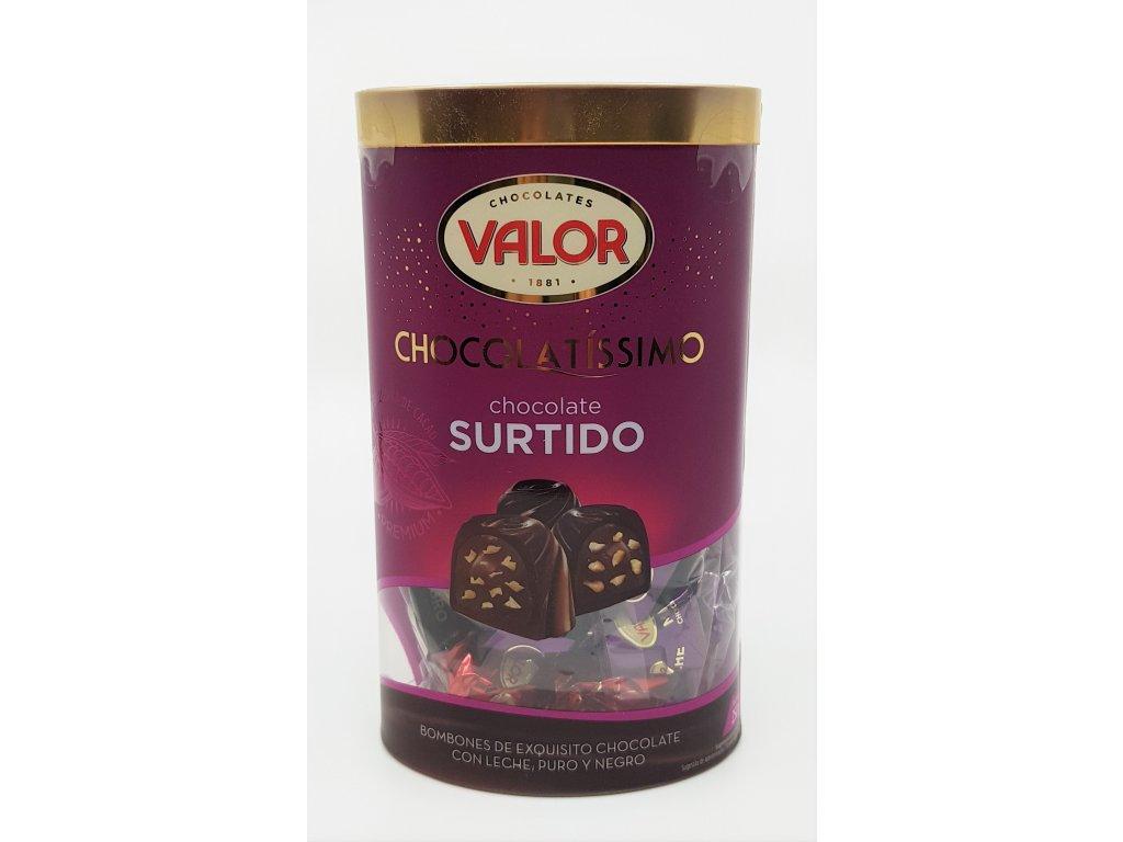 Čokoládové pralinky Valor - směs
