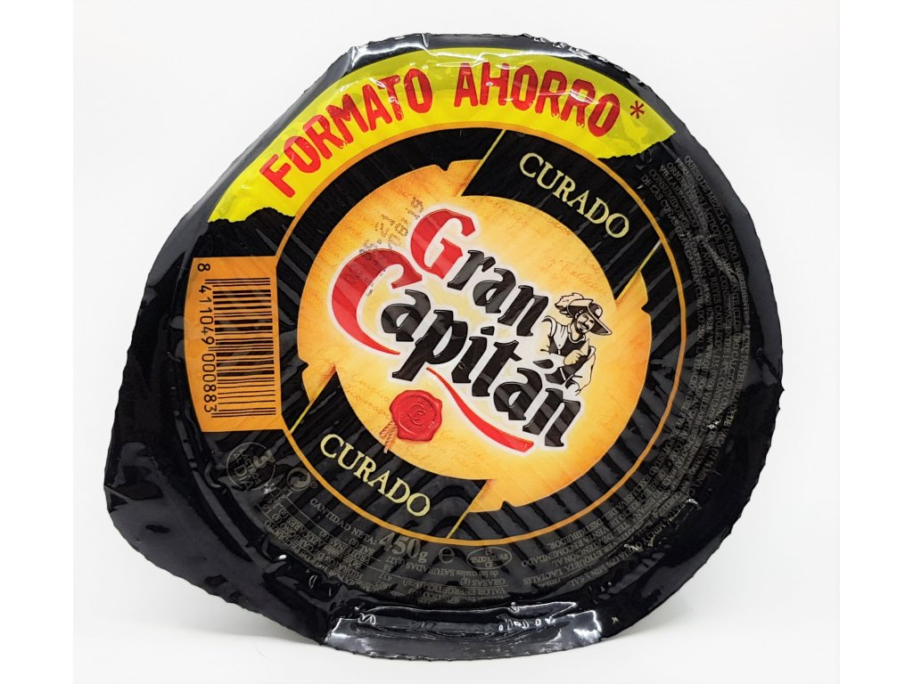 Sýr Gran Capitán curado míchaný