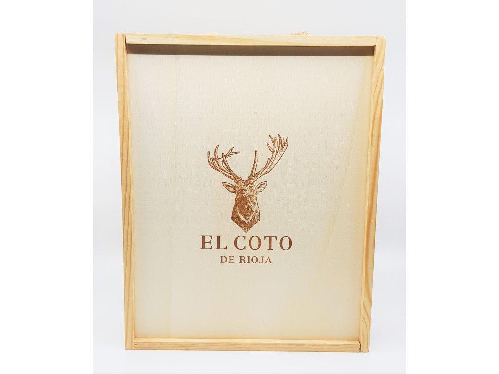 El Coto dárkový box