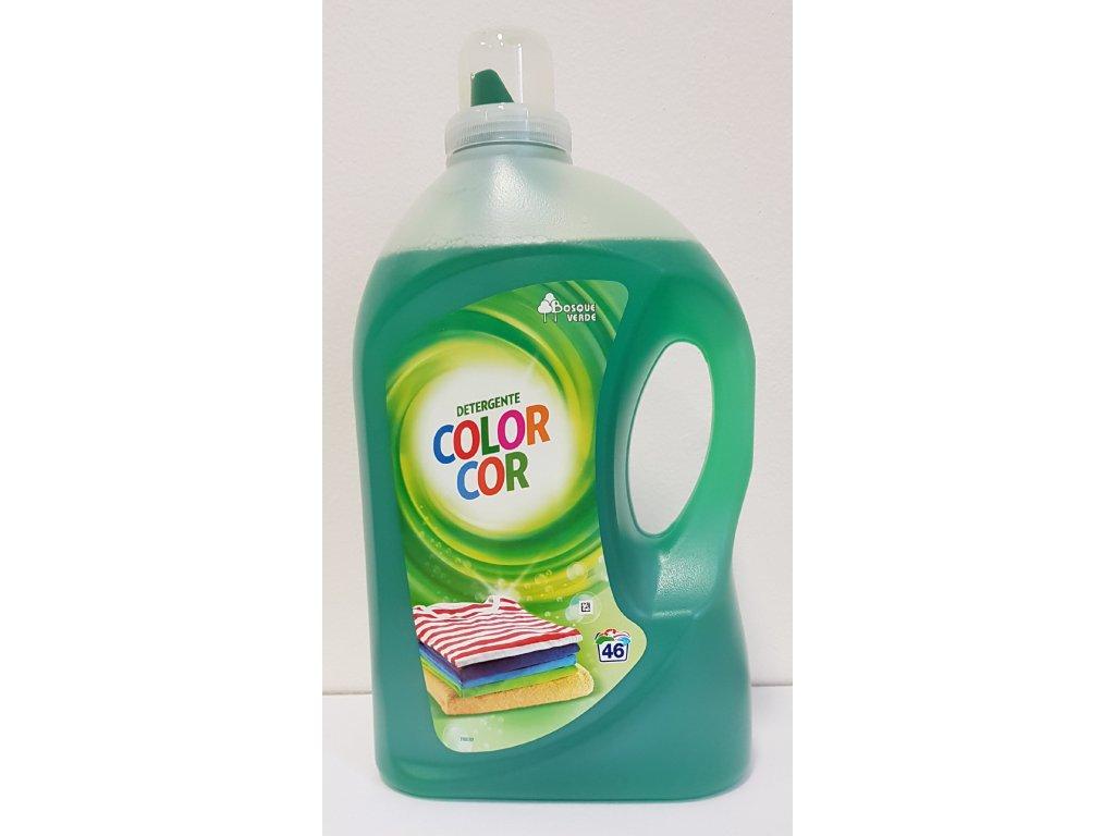 Prací gel  barevné prádlo