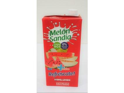 Melounové mléko 1 litr