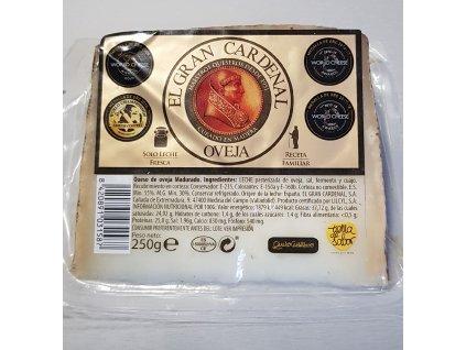Sýr ovčí  El Gran Cardenal