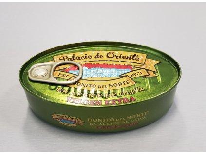 Tuňák Bonito del norte v extrapan.oliv.oleji