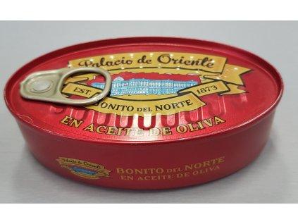 Tuňák Bonito del norte v olivovém oleji