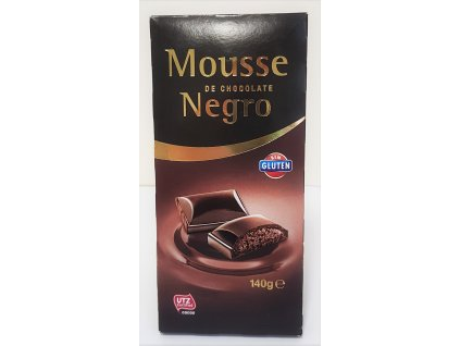 Čokoláda hořká s čokoládovou pěnou