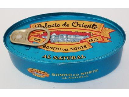 Tuňák Bonito del norte ve vodě