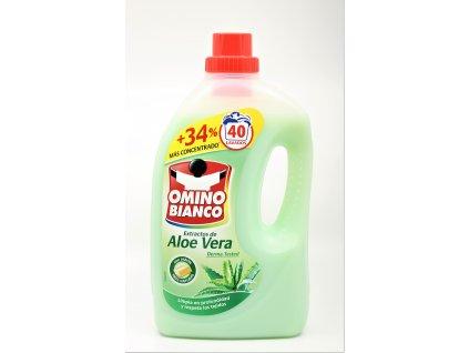 Prací gel Omino Bianco Aloe vera