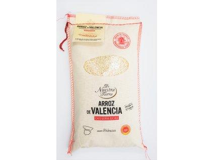 Rýže na paellu z Valencie