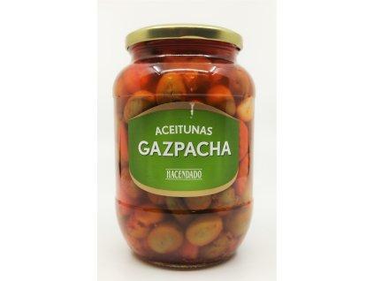 Olivy - gazpacha