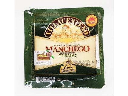 Sýr Manchego curado ovčí
