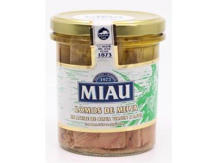 Melva v olivovém oleji
