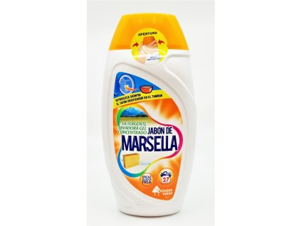 Prací gel Marseilla koncentrát