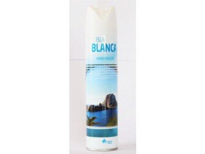 Osvěžovač vzduchu - bílý ostrov