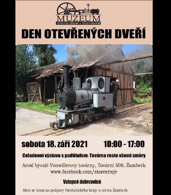 Den otevřených dveří - Žamberk