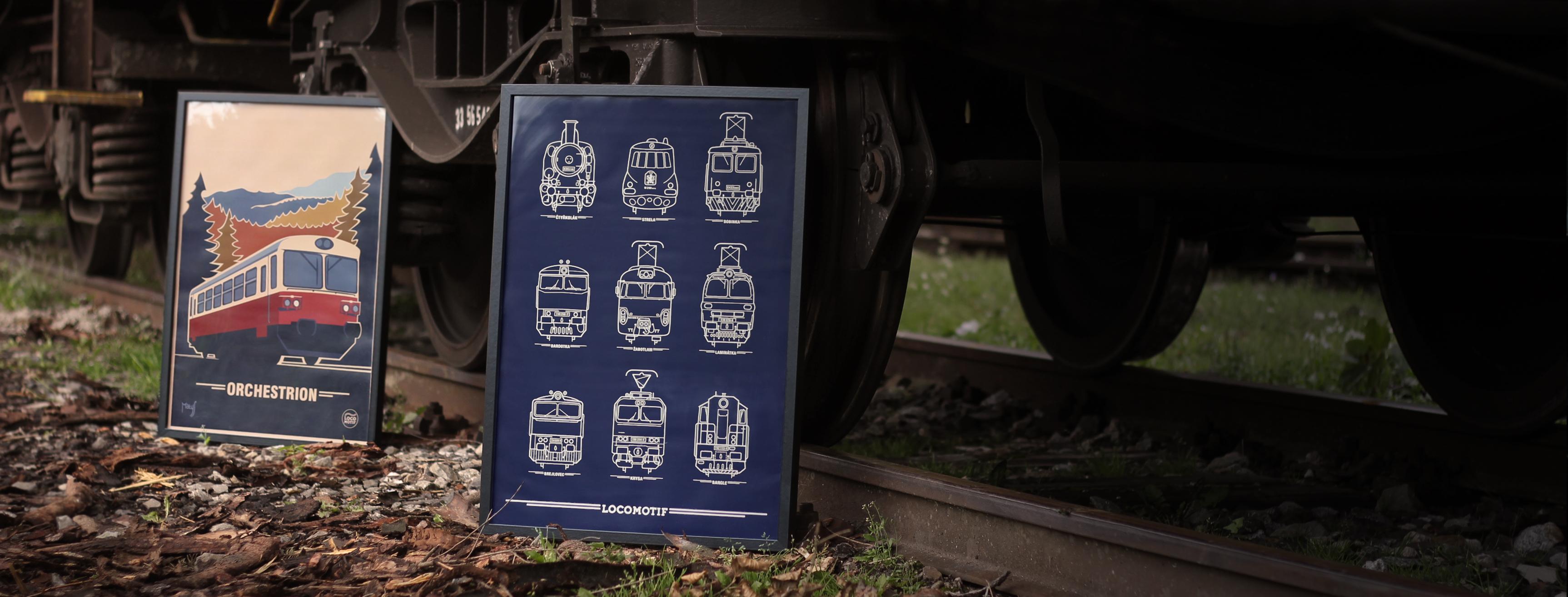 Plakát Locomotif
