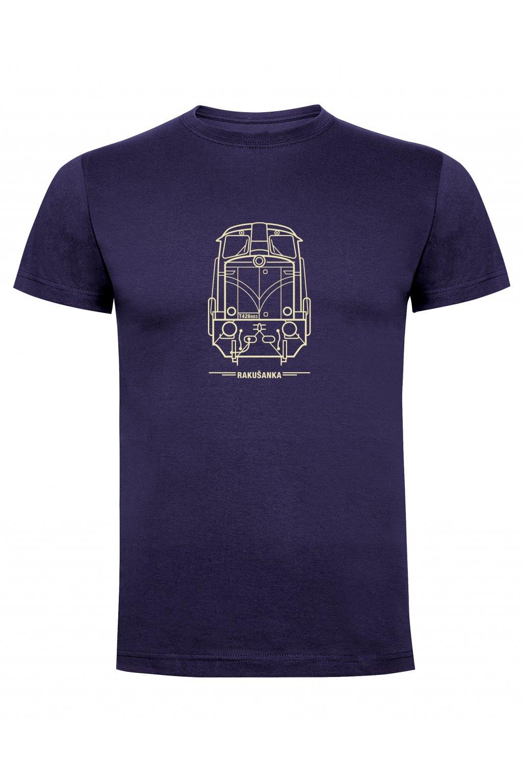 Children's T-shirt ZUBAČKA RAKUŠANKA LOCOMOTIF