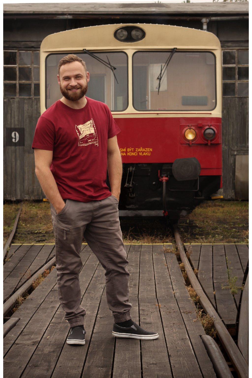 Men's T-shirt ORCHESTRION