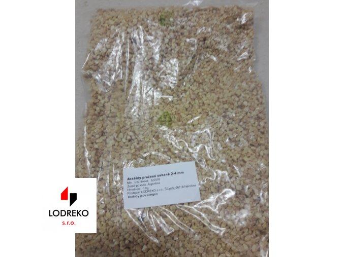 Arašídy pražené drcené (1 kg)