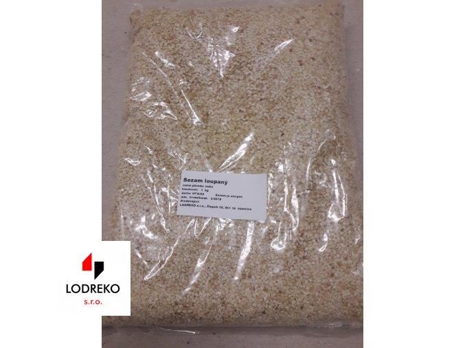 Sezam loupaný (1 kg)
