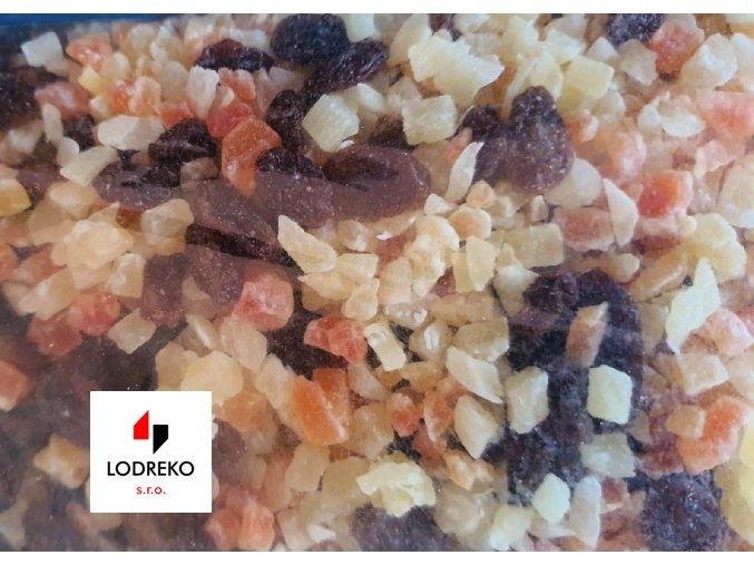 Tunisanka - ovocný mix (1 kg)