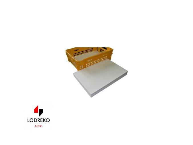 Balící papír havana do přepravek (10 kg)