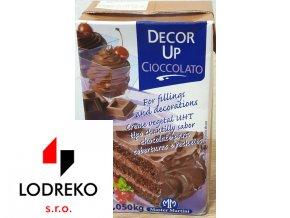 Decor Up Cioccolato pařížská - čokoládový rostlinný krém (1 l)