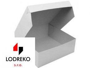 Dortová krabice 200 x 200 x 10 (50 ks)