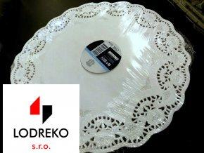 Dortová krajka 360 mm (100 ks)