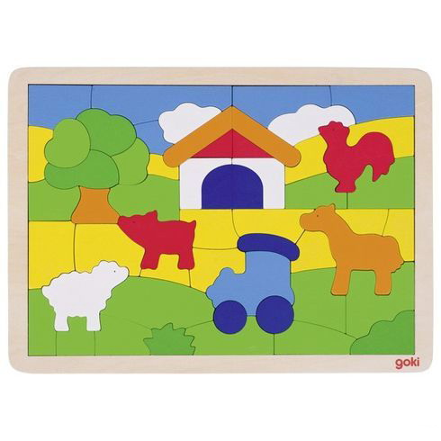 Puzzle a mozaiky