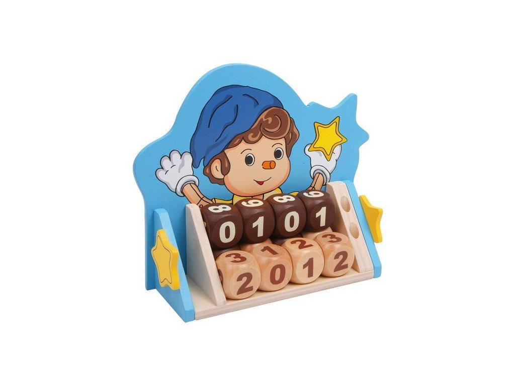 Nekonečný kalendář Pino (doprodej)