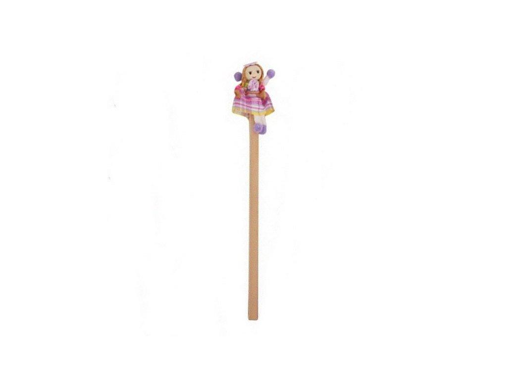 Tužka Květinová dívka - fialová (doprodej)