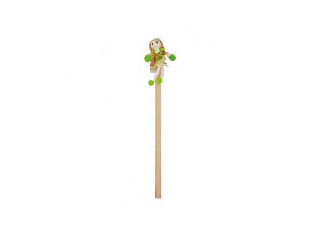 Tužka Květinová dívka - zelená (doprodej)