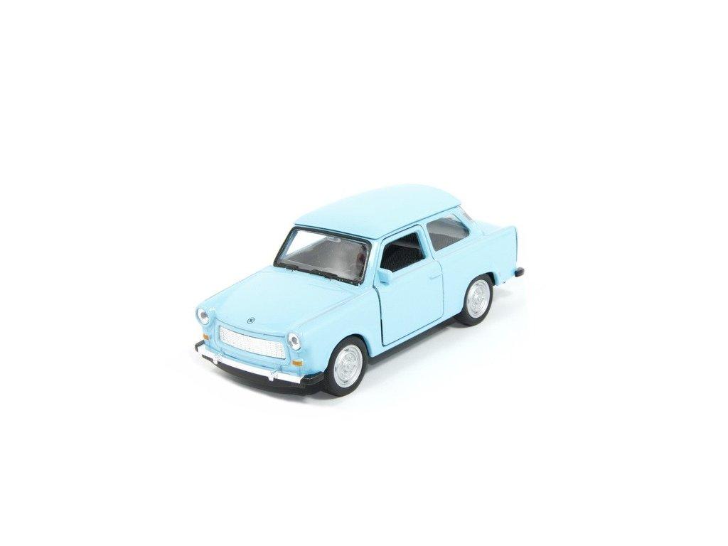 Trabant 601 - modrý