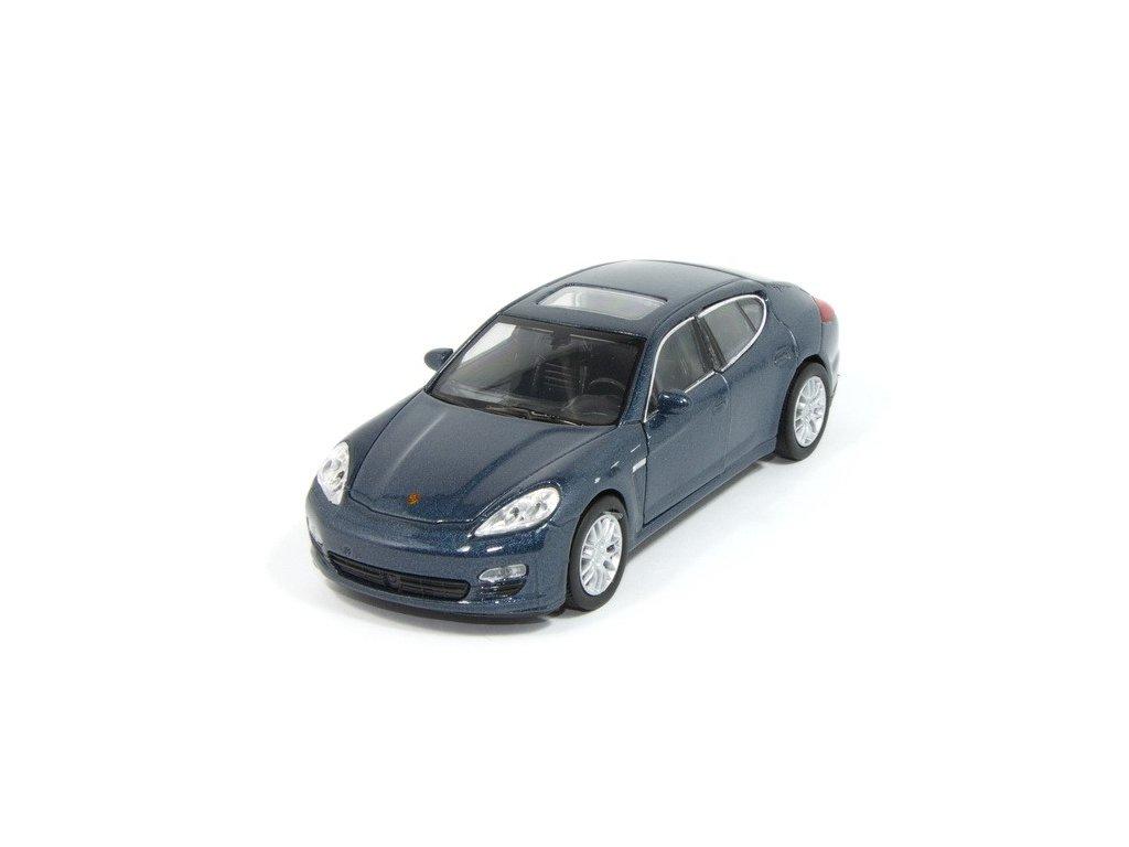 Porsche Panamera S - 1:38, barva modrá