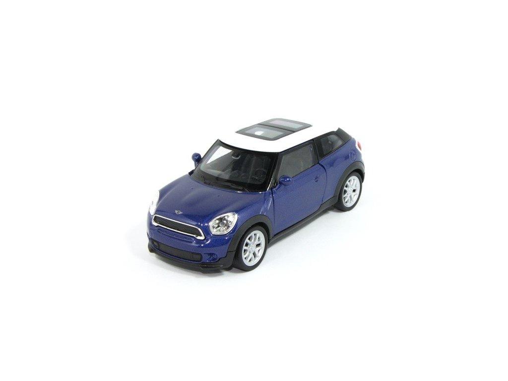 Mini Cooper S Paceman modrý - 1:34