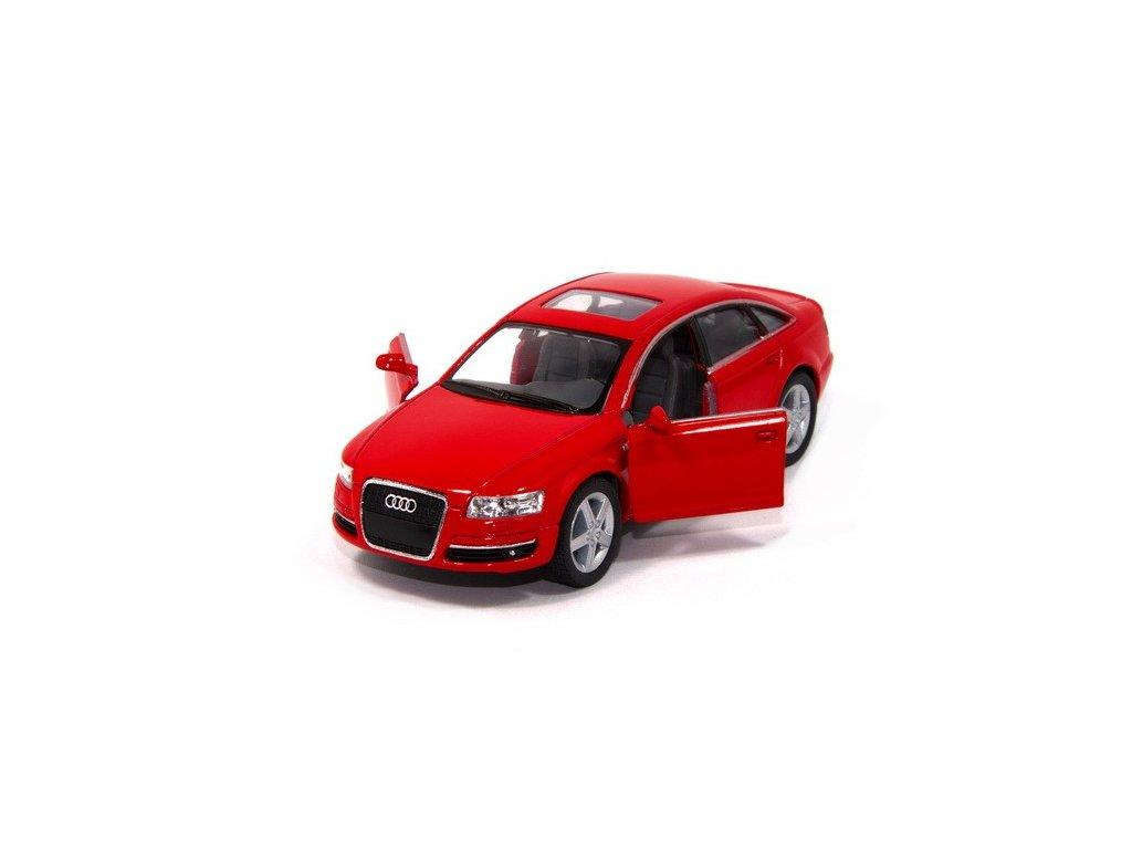 Audi A6 červené - 1:38