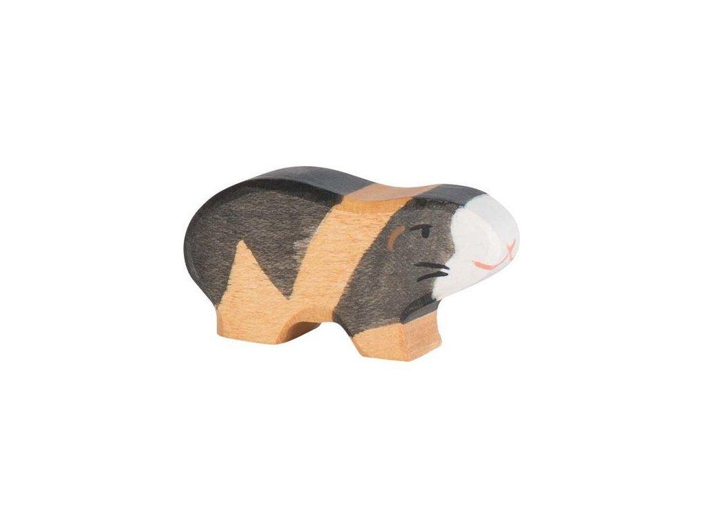 Holztiger Morče – zvířátko ze dřeva
