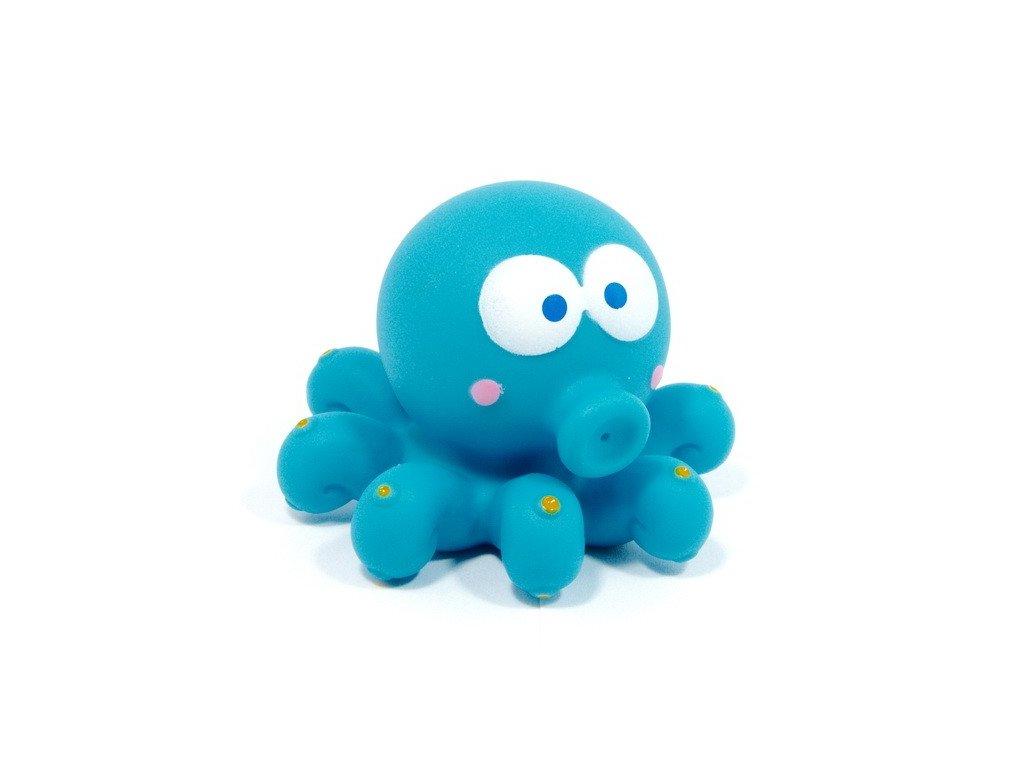 Mořská zvířátka do vody - chobotnice