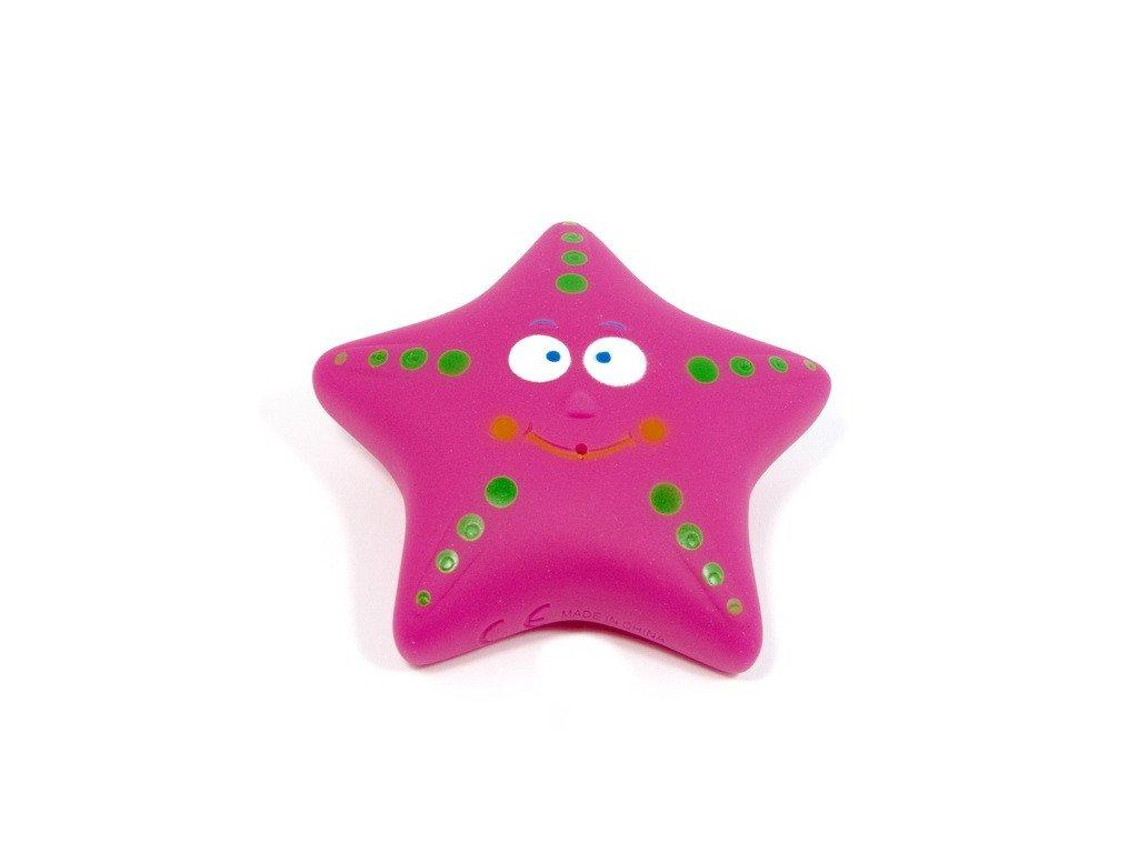 Mořská zvířátka do vody - hvězdice