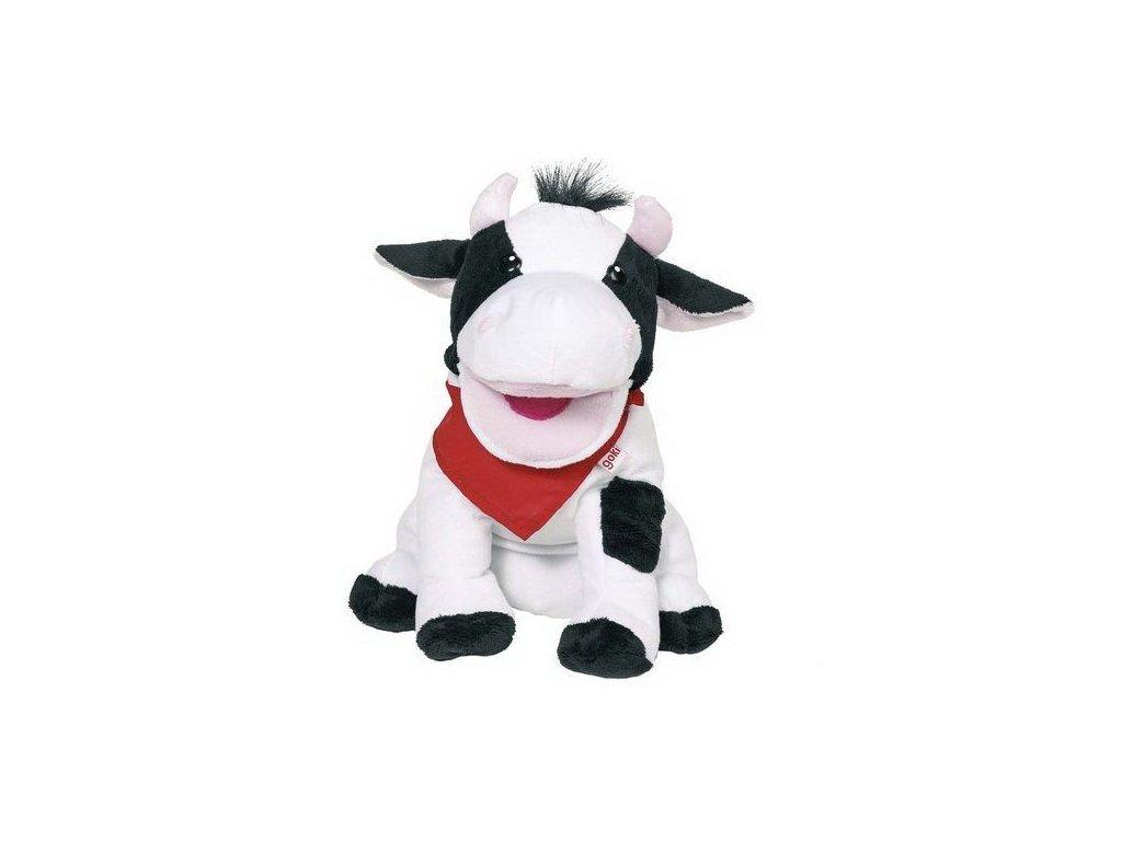 Strakatá kravička Karry