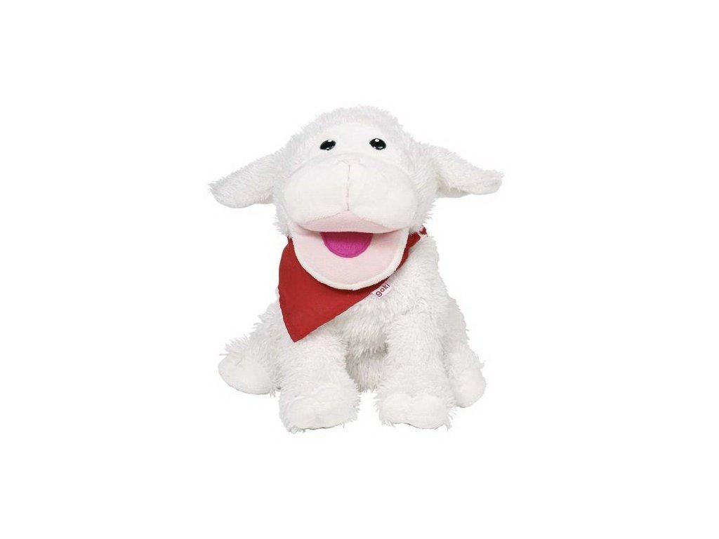Bílá ovečka Zuzka