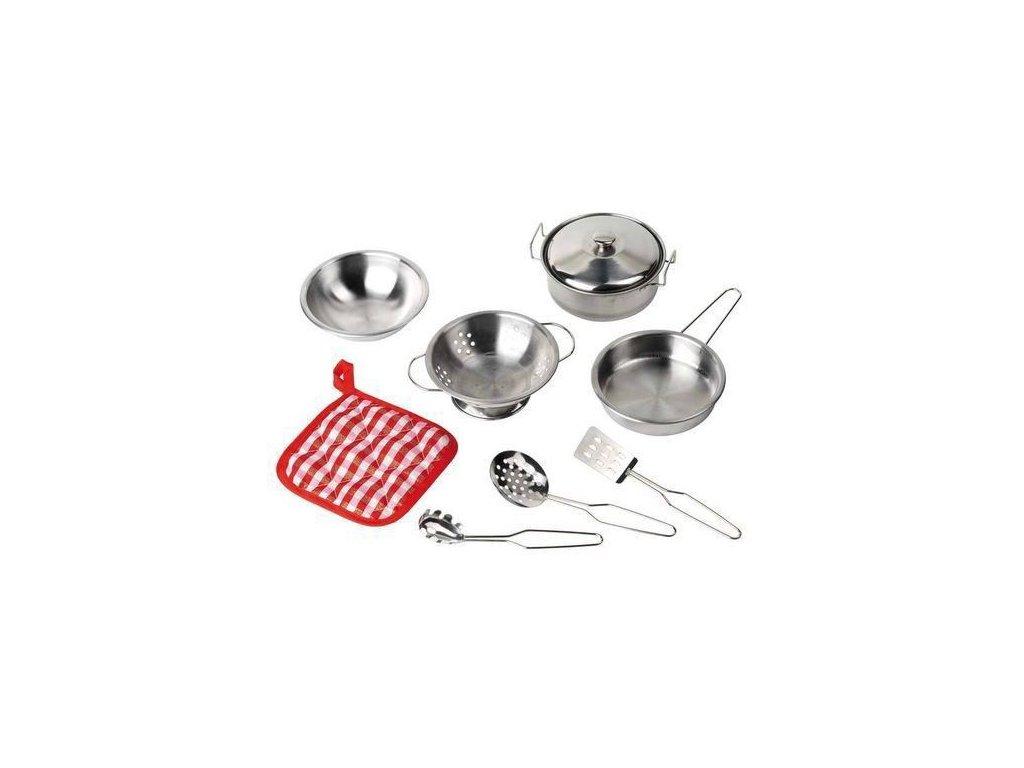 Set kuchyňské nádobí, 9 dílů