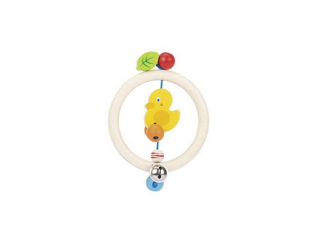 Kačenka – kroužek pro miminka