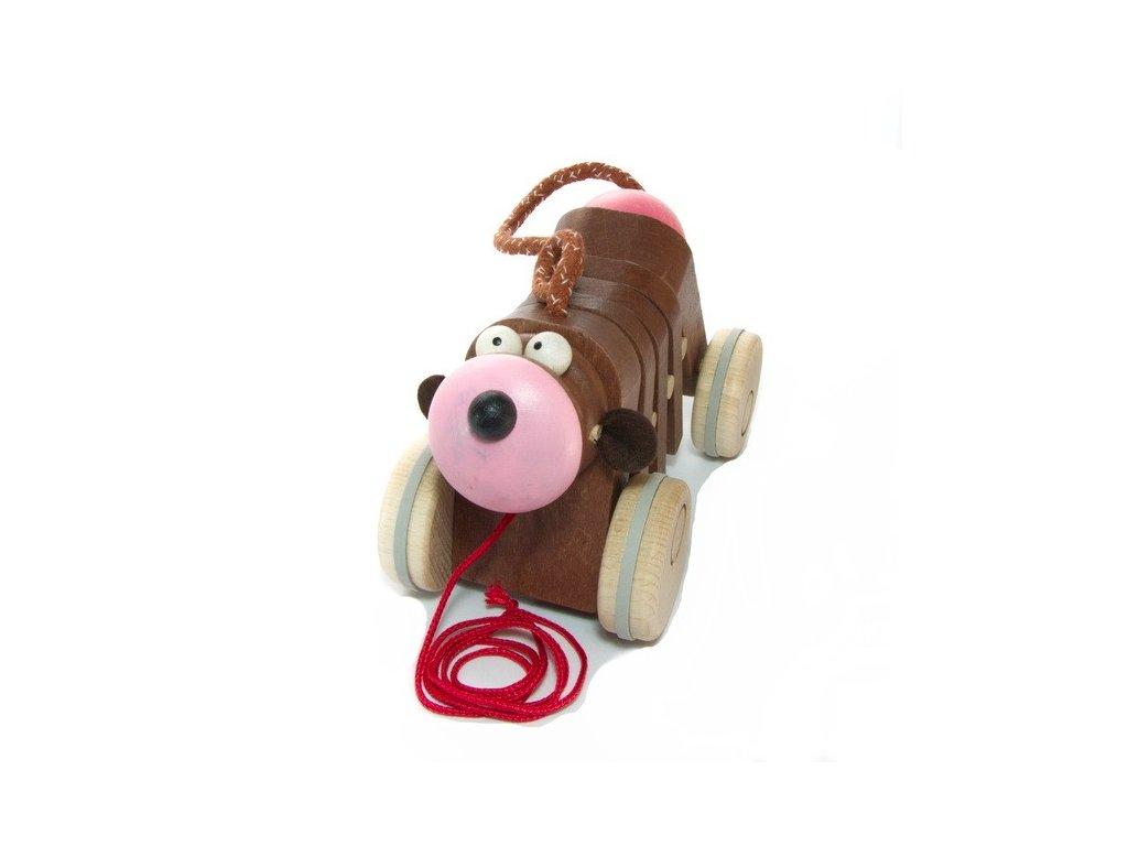 Tahací opička - klapací