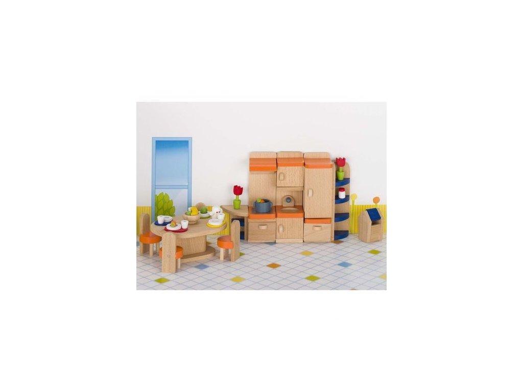 Nábytek pro panenky – kuchyně TREND