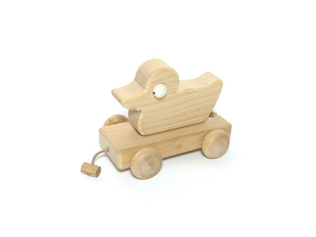 Kačenka - dřevěný vagon Honzík