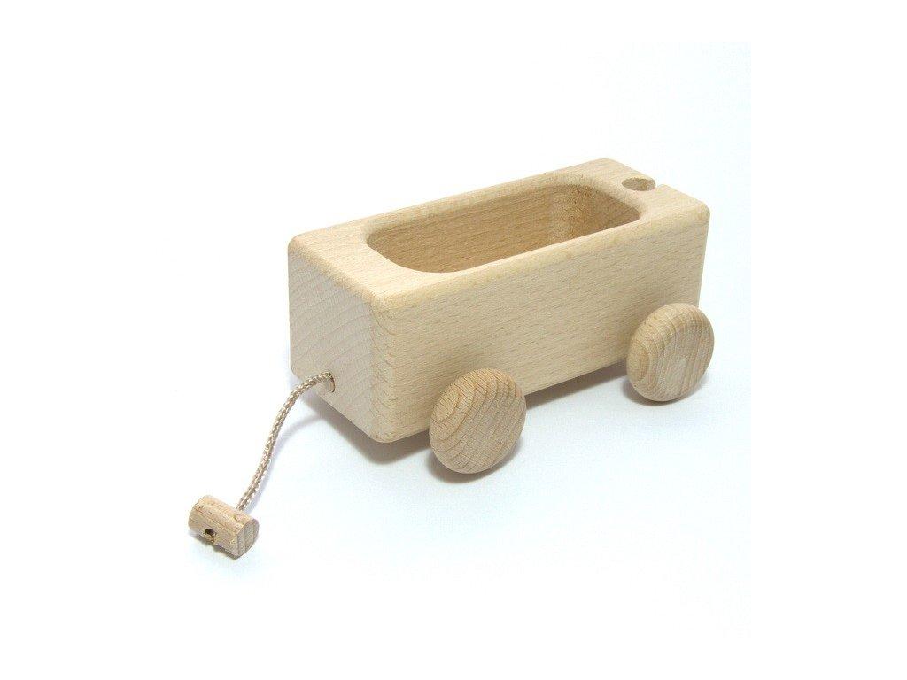 Dřevěný vagon Honzík - nákladní